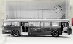 Autobus Setra ST110