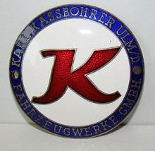 Kässbohrer logo