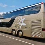 Vlajková loď – nový autobus SETRA S 431 DT pro ..