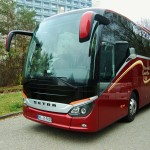 Nejobdivovanější evropský coach SETRA 500 míří na výstavu TURISM EXPO ..