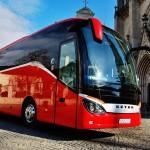 SETRA 515 HD Comfort Class se představila na výstavě TOURISM ..