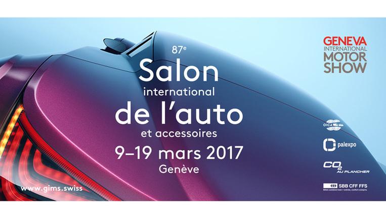 Ženeva autosalon logo2017