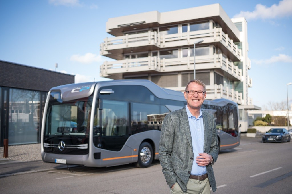 Daimler Buses Strategie greift: Bester im Wettbewerb mit Umsatzrendite von 6,2 Prozent