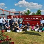 Návštěva zaměstnanců ICOM transport v závodě SETRA v Neu – ..