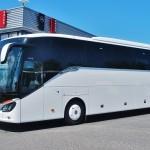 Rekordně nízká spotřeba 18,3 l/100 km u autobusu Setra S ..