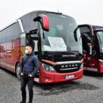 Setra Club podporuje protesty autobusových dopravců